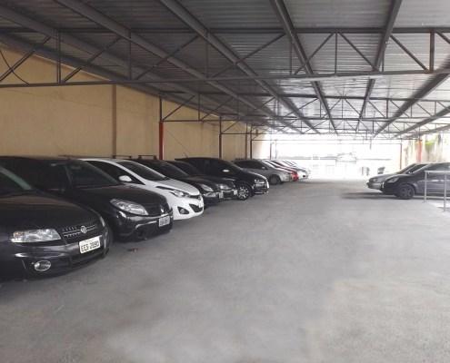 Perto do porto Estacionamento Estrela