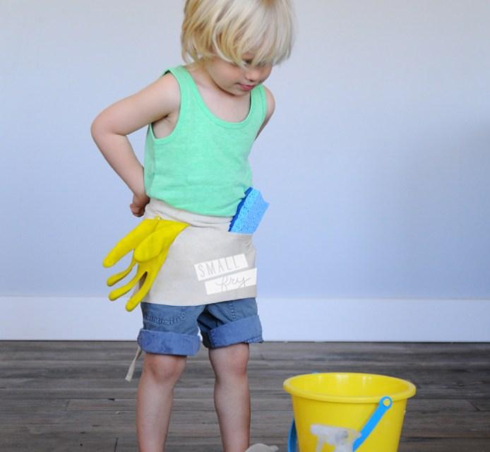 Colaborar en las tareas domésticas
