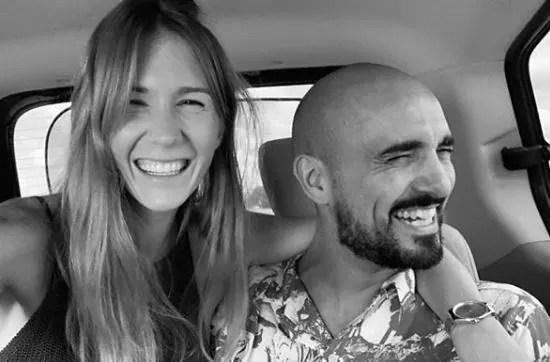 """Photo of Abel Pintos confirmó que va a ser papá: """"No nos cabe la felicidad en el cuerpo"""""""