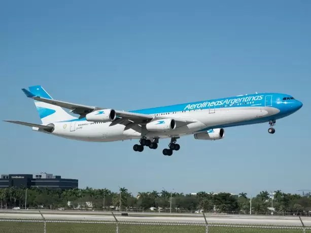 Photo of Aerolíneas Argentinas reactiva rutas aéreas con ocho nuevos vuelos especiales
