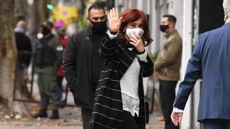 Photo of Cristina Fernández de Kirchner declara en causa de presunto espionaje a la que calificó como «verdadero y auténtico escándalo»