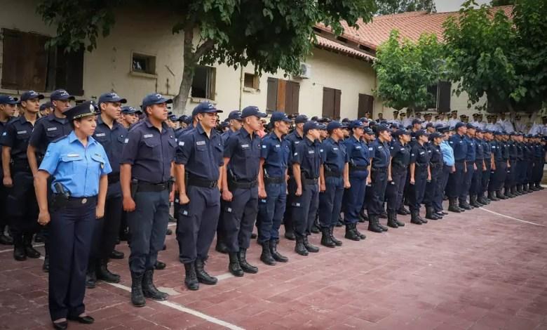 Photo of La Policía de San Juan sumaría entre 200 y 300 efectivos retirados
