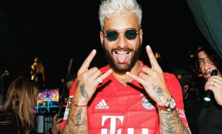 Photo of La canción de Maluma con la que festejó el Bayern Munich