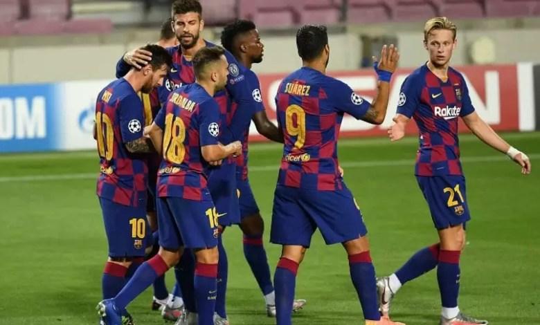 Photo of Con autoridad, Barcelona se metió en cuartos de final