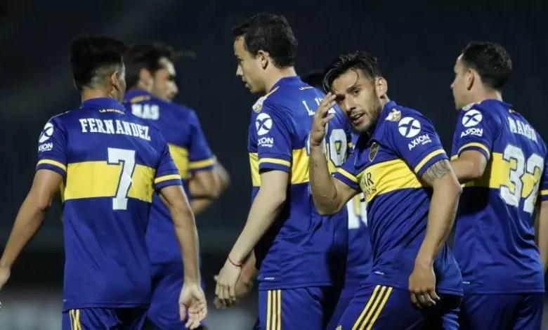 Photo of Copa Libertadores: Boca lo ganó en el final