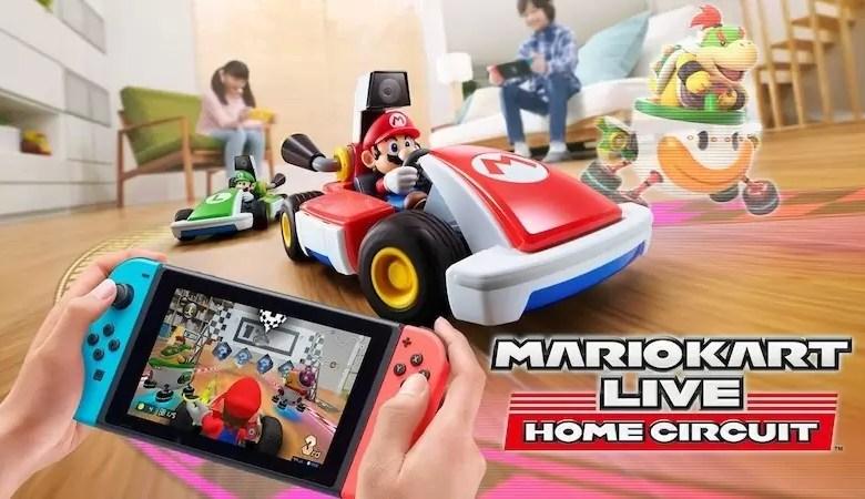 Photo of Mario Kart Live: Home Circuit es un juego de realidad aumentada para Switch