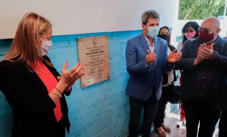Photo of El Registro Civil abrió una nueva oficina en Ullum