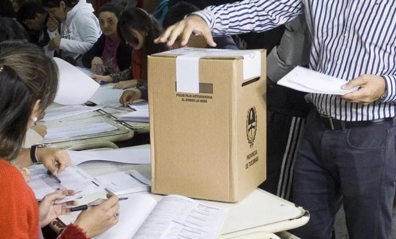 Photo of Ingresó a Diputados el proyecto para suspender las PASO 2021