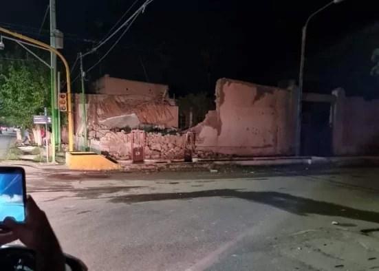 Photo of El terremoto en imágenes
