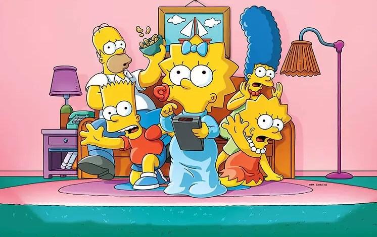 Photo of 100pre Simpson: una espectacular maratón de la familia más querida de Springfield