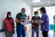 Photo of En una sola jornada inmunizaron a todos los residentes del hospital Julieta Lanteri