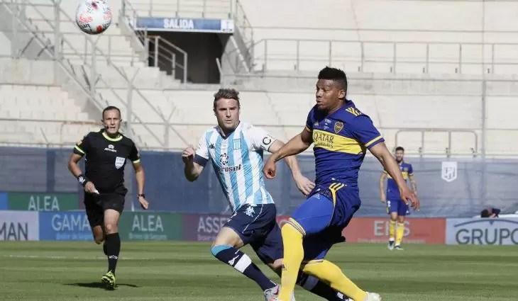 Photo of Racing eliminó a Boca por penales y se convirtió en finalista de la Copa de la Liga