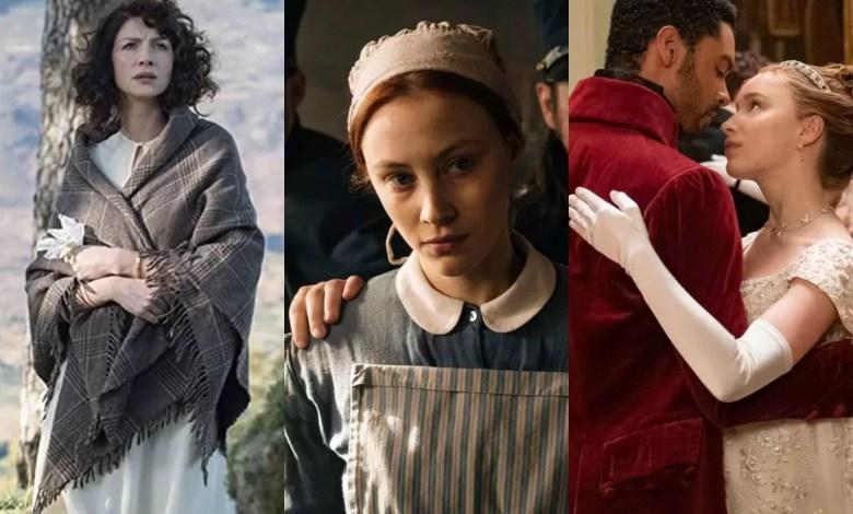 Photo of Tres series de época para ver en Netflix