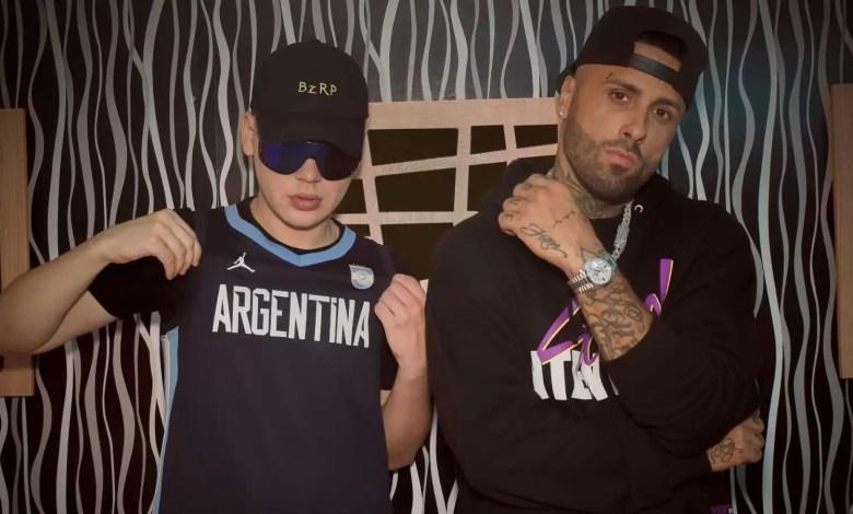 "Photo of Bizarrap y Nicky Jam presentaron ""BZRP Music Sessions #41″"