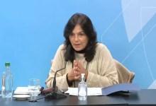 Photo of Vilma Ibarra: «El Presidente no aceptó ninguna renuncia»
