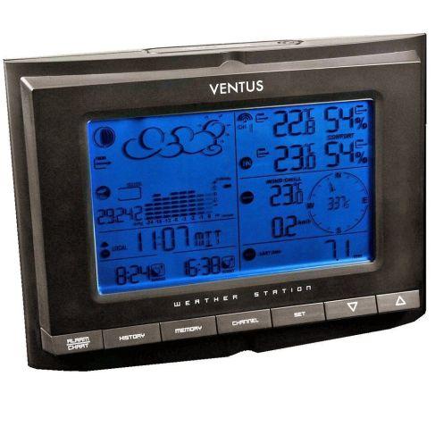 Estación Meteorológica Ventus W831