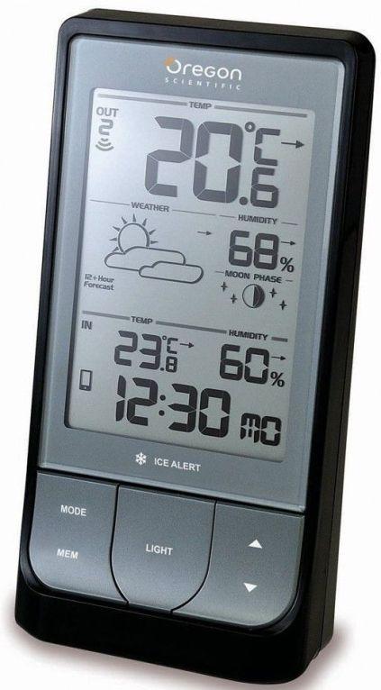estación meteorológica barata