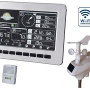 Froggit HP1000 Análisis y opiniones de estación meteorológica wifi.