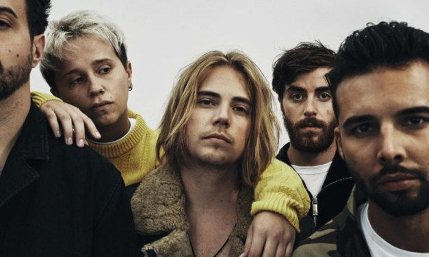 Nothing But Thieves y Chef Creador