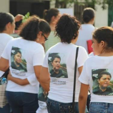 Las familias de Colima se unieron por una sola causa: exigir la búsqueda de los desparecidos.