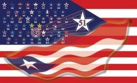 Banderas PR-USA