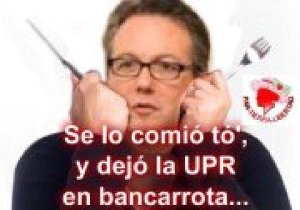 $7.2 Millones con la Tarjeta de Crédito de la UPR