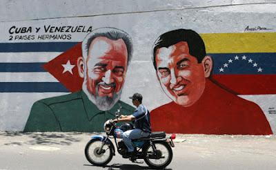 venezuela y Cuba