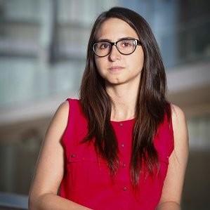 """Dinka Benítez, autora del libro """"Filiación y mujeres lesbianas"""""""