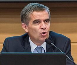 Rodrigo Vergara CEP