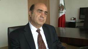 Jesús Murillo Karam. Foto: CNN