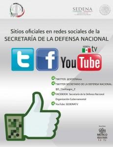 Foto de promoción de las Redes Sociales Oficiales de la Sedena. Foto: Sedena