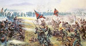 Dos millones 400 mil soldados bajo el mando de Abraham Lincoln derrotaron al ejército que defendía la esclavitud en los 11 estados del sur de Estados Unidos con un millón 227 mil hombres en armas. El conflicto fortalecería el temperamento guerrero del vecino país y definiría su papel de potencia a nivel mundial porque la razón básica de las diferencias entre la Unión del Norte y los Estados Confederados de América fue económica. Los norteños impusieron tras la victoria una economía industrial-abolicionista por encima de la anacrónica economía agraria-esclavista del sur.