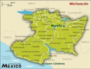 Michoacán. Foto: Especial