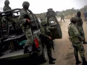 Los militares de nuevo a cargo de la Seguridad Pública. Foto: Especial