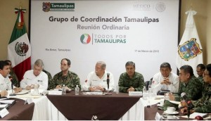 Reunion Tamaulipas. Foto: Especial