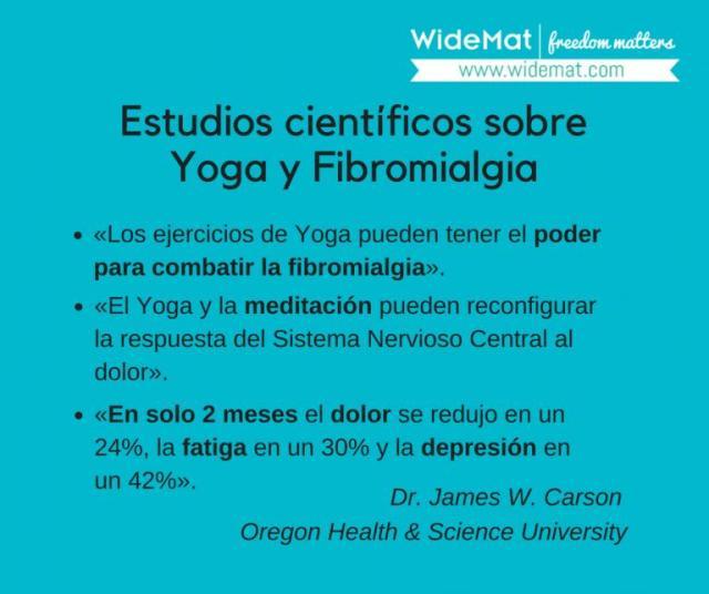 Yoga y Fibromialgia: Estudios científicos confirman beneficios