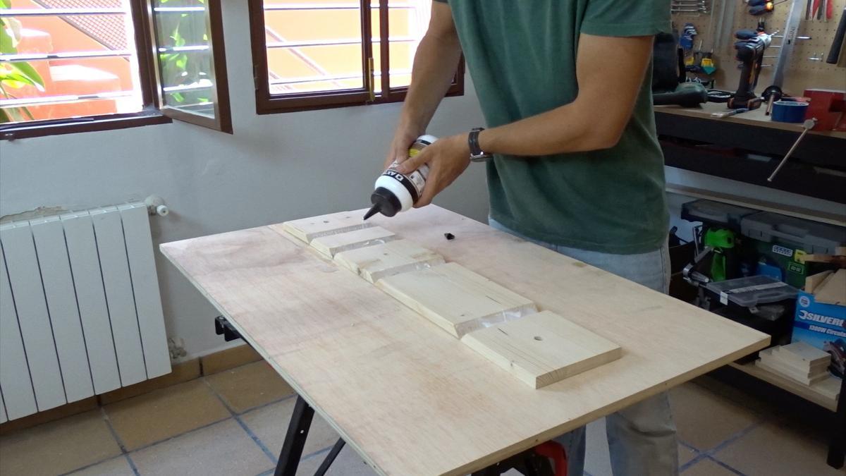 Como hacer una lampara 12   DIY modern lamp