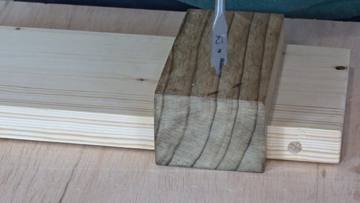 Como hacer un toallero de madera | DIY towel holder 13