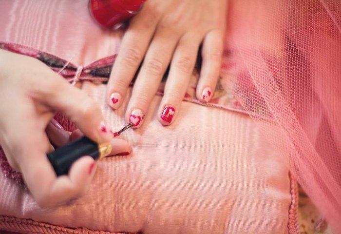 Nail Art Para Uñas Cortas Belleza
