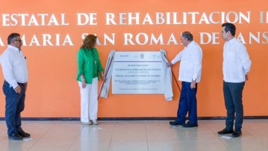 Foto de Inauguran Centro Estatal de Rehabilitación Integral