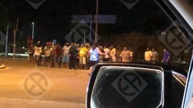 Foto de ¡Fuera los de Mérida, nadie va a entrar!
