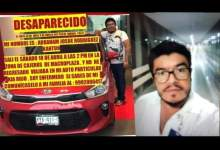 Foto de Se busca al enfermero Abraham Josue Rodriguez Kantun