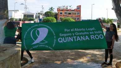 Foto de Colectivas piden despenalizar el aborto en Quintana Roo