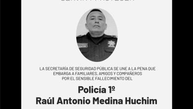 Foto de Fallece séptimo policía por coronavirus