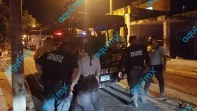 Foto de Detienen a cinco con drogas y arma blanca cerca del Chembech