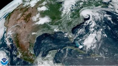 Foto de Tormentas fuertes y probables turbonadas para la tarde de hoy.