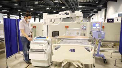 Foto de Hospital de Siglo XXI entra en funciones el lunes