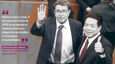 Foto de Morena vive crisis profunda y, ya sin AMLO en la boleta, su mayoría peligra en 2021, afirman analistas