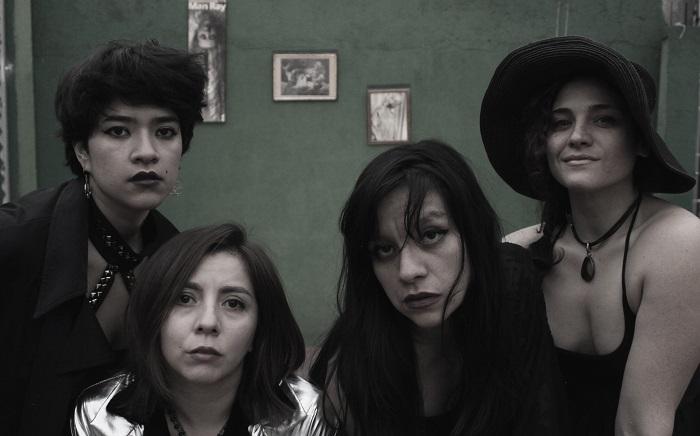 Foto de Zoomatizadas, obra que muestra cómo viven cuatro mujeres la sexualidad del encierro