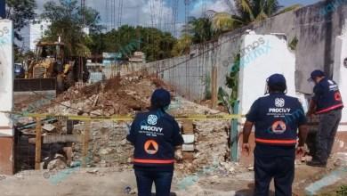 Foto de Clausuran tres obras de construcción por incumplir protocolos Sanitarios